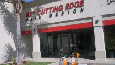 D J's Cutting Edge Hair Design