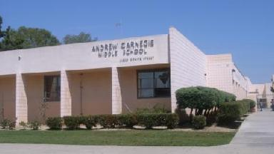 Carnegie Middle School - Homestead Business Directory