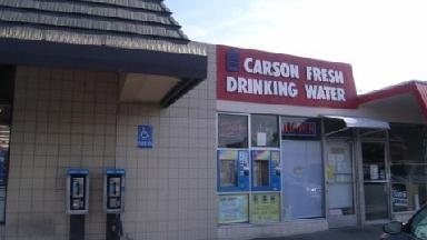 Carson Fresh Drinking Water - Homestead Business Directory