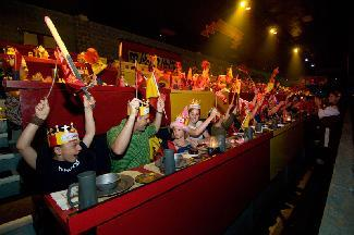 Buy tickets for Medieval Times Dinner & Tournament, North America's #1 dinner show. Check showtimes and see our latest coupons.