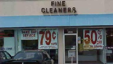 Fine Cleaners - Homestead Business Directory