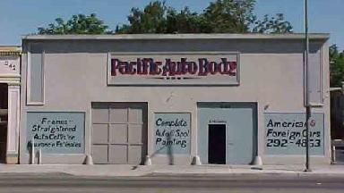 Pacific Auto Body & Paint - Homestead Business Directory