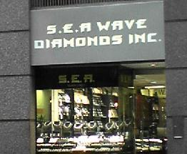 Sea Wave Diamonds