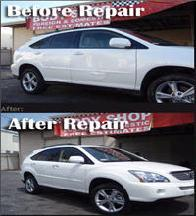 Valet Detail & Fast Paint Repair Experts