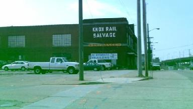 Knox Rail Salvage Inc