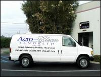 Aero-Clean Landreth Carpet Upholstery - Cerritos, CA