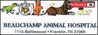 Beauchamp Animal Hospital - Homestead Business Directory