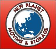 New Planet Moving & Storage