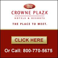 Crowne Plaza - Homestead Business Directory