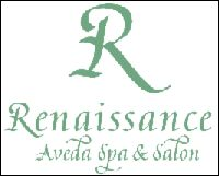 business Renaissance Aveda Spa & Salon logo
