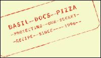 Basil Doc's Pizza - Homestead Business Directory