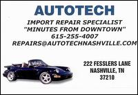 Auto Tech Import Car Repairs