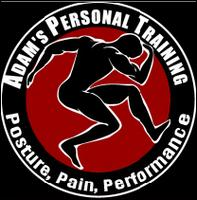 business Adam's Personal Training logo