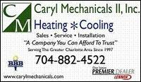Caryl Mechanicals Ii Inc