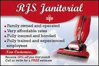 Rjs Janitorial Inc - Homestead Business Directory