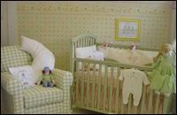 Kate and Leo - Baby Nurseries - Coral Gables, FL