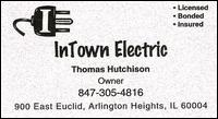 Intown Electric Inc