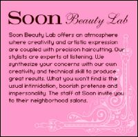 Soon Beauty Lab West - New York, NY