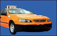 A1 Airport Taxicab