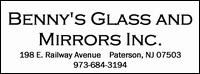 Benny's Glass & Mirrors - Homestead Business Directory