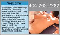 Atlanta Massage Studio - Atlanta, GA