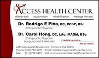 Access Health Ctr - Homestead Business Directory