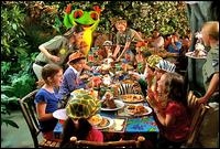 Rainforest Cafe San Francisco Hours Monday