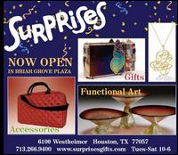 Surprises Llc - Houston, TX