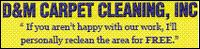 D & M Carpet Cleaning - Loganville, GA