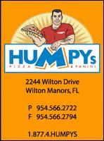 Humpys Pizza - Homestead Business Directory