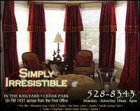 Simply Irresistable - Homestead Business Directory