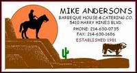 Anderson's Barbeque Catering - Dallas, TX