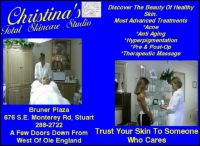 Christina's Total Skincare - Homestead Business Directory