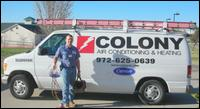Colony Air Conditioning & Heating - The Colony, TX