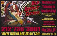 Red Rocket Tattoo (formally Triple X Tattoo) - New York, NY