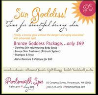 Portsmouth Spa - Homestead Business Directory