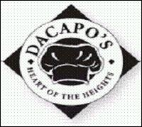 Dacapo's Pastry Cafe