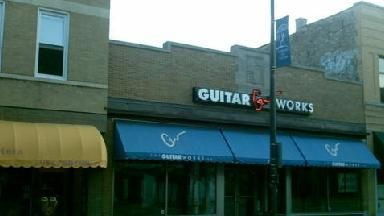 The Guitar Works, Ltd. - Evanston, IL