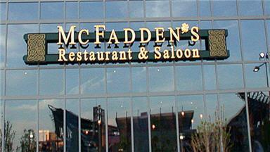 Mc Fadden's At Ball Park