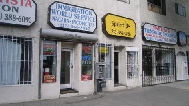 Immigration World Svc - Homestead Business Directory