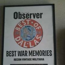 Recon Vintage Military - Homestead Business Directory