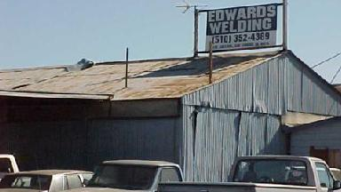 Edwards Welding Inc - Homestead Business Directory