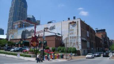 Hard Rock Cafe - Nashville, TN
