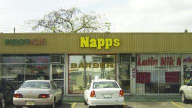 Napps Barber Shop - Homestead Business Directory
