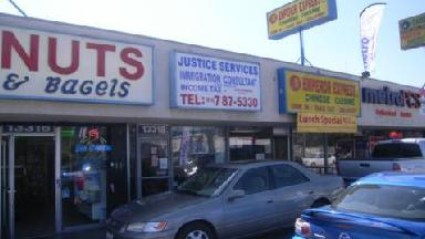 Justice Services - Homestead Business Directory