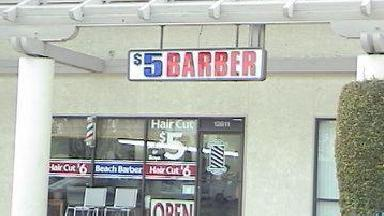 Beach Barber - Homestead Business Directory