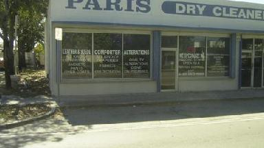 Paris Dry Cleaners - Homestead Business Directory