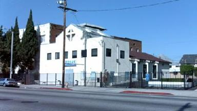 Church In Los Angeles - Homestead Business Directory