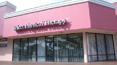 Select Physical Therapy - Homestead Business Directory