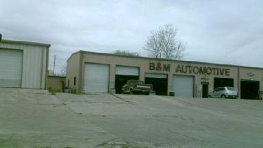 B&M Automotive Inc - San Antonio, TX